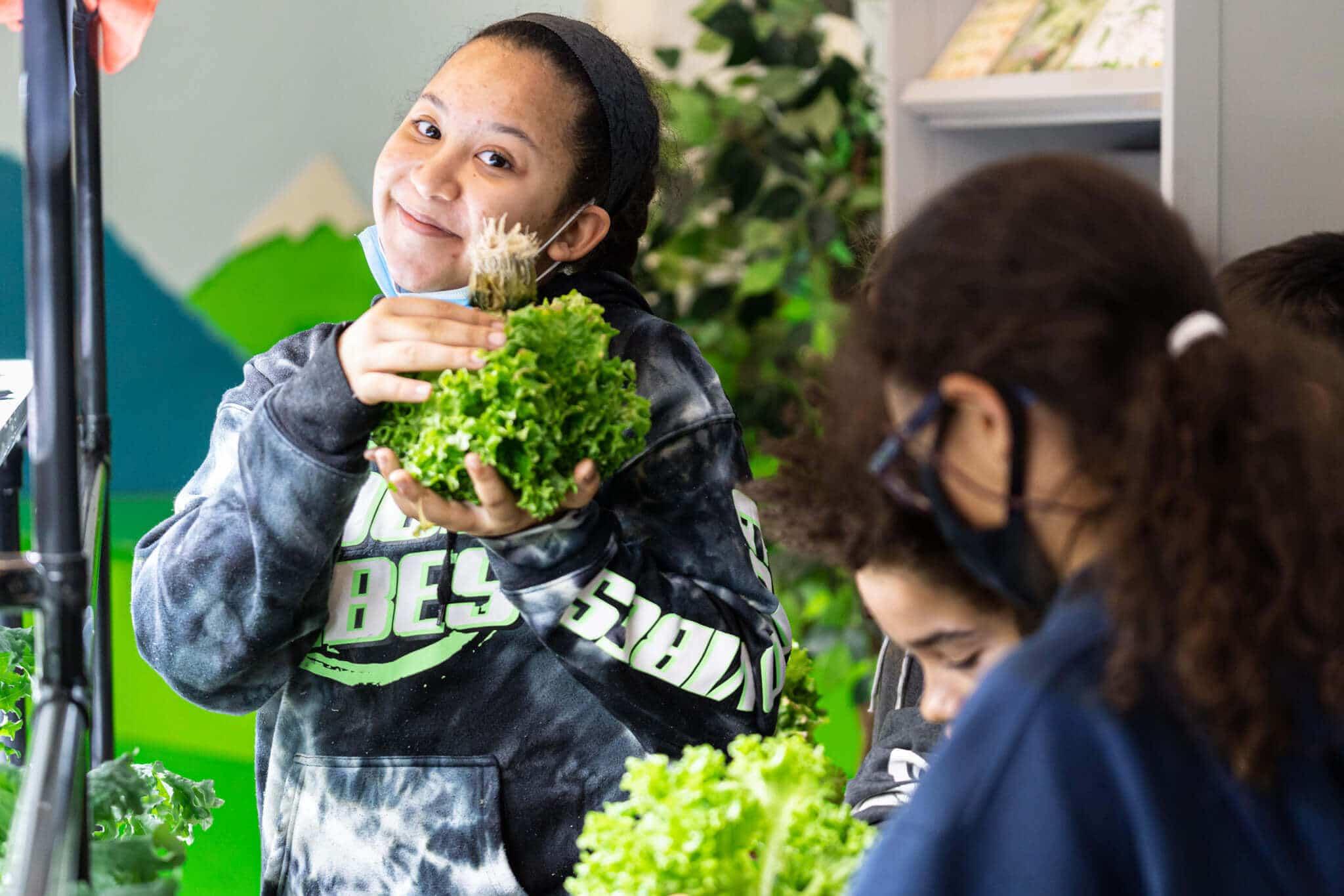educational project kid school harvest